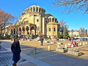 Nedelya Church, Sofia