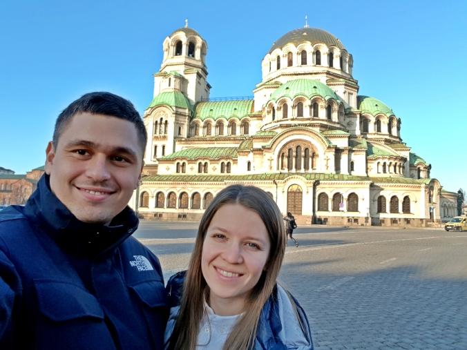 Aleksander Nevsky Cathedral, Sofia