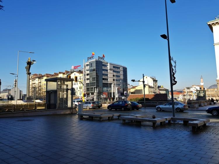 Square of Tolerance, Sofia