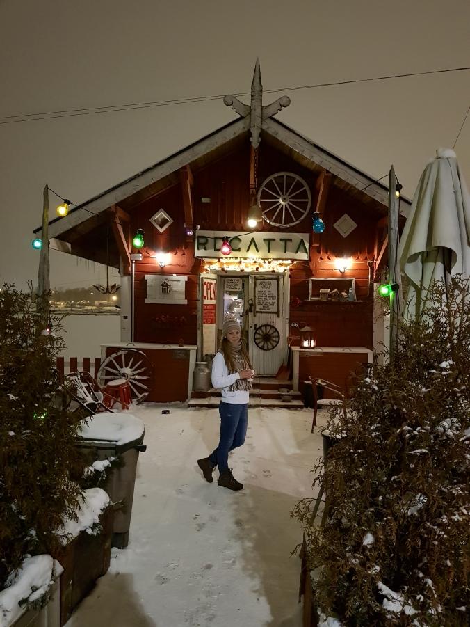 Café Regatta, Helsniki
