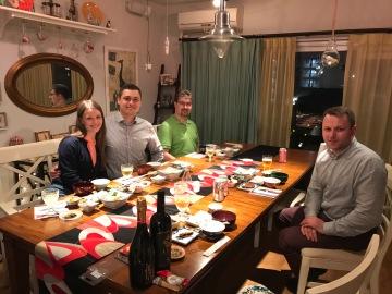 Nagomi Visit, host Aki