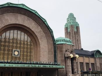 Railway Station, Helsinki