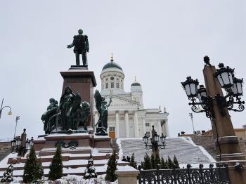 Tuomion Kirkko or Helsinki Cathedral