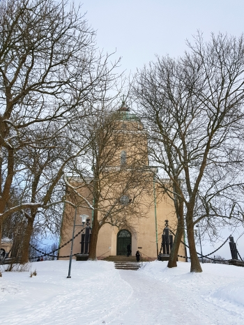Suomenlinna Church